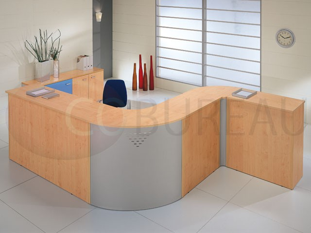 reception kamos newform ufficio. Black Bedroom Furniture Sets. Home Design Ideas