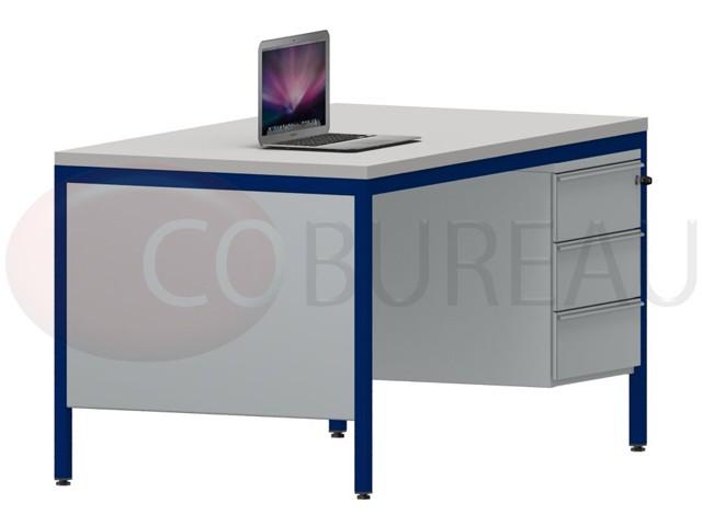 Caisson mtallique bureau perfect meuble classeur conforama awesome meuble rangement bureau - Caisson bureau conforama ...