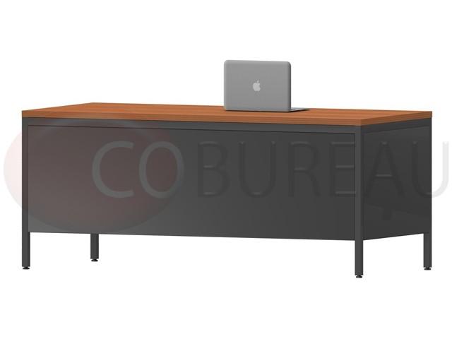 Bureau 180 cm latest officina bureau profond cm photo n for Meuble bureau 180 cm