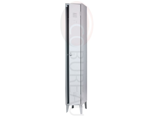 Armoire designe armoire vestiaire metallique 1 porte for Porte metallique