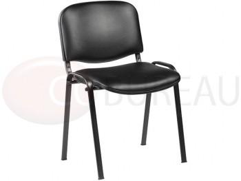 Chaise conférence ISO  Simili cuir