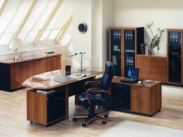 bureau niven. Black Bedroom Furniture Sets. Home Design Ideas