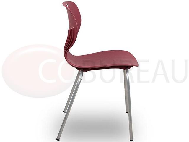chaise mata coque polypropyl ne. Black Bedroom Furniture Sets. Home Design Ideas