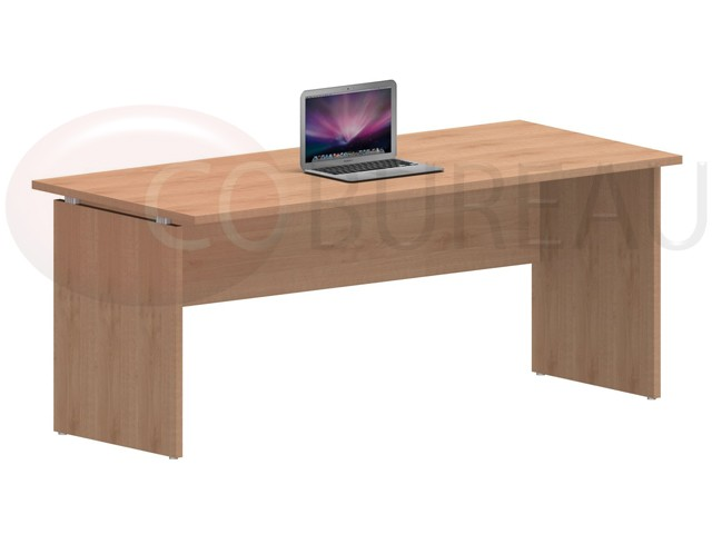 Bureau kamos avec plateau droit 180 cm newform ufficio for Bureau 180 cm