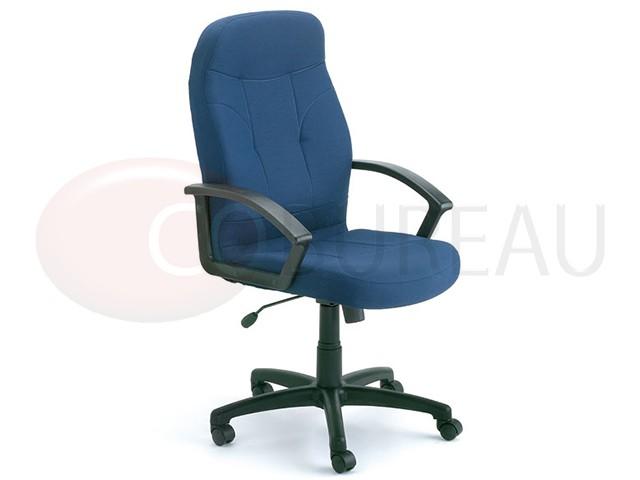 fauteuil dossier haut sun p tissu rembourr. Black Bedroom Furniture Sets. Home Design Ideas