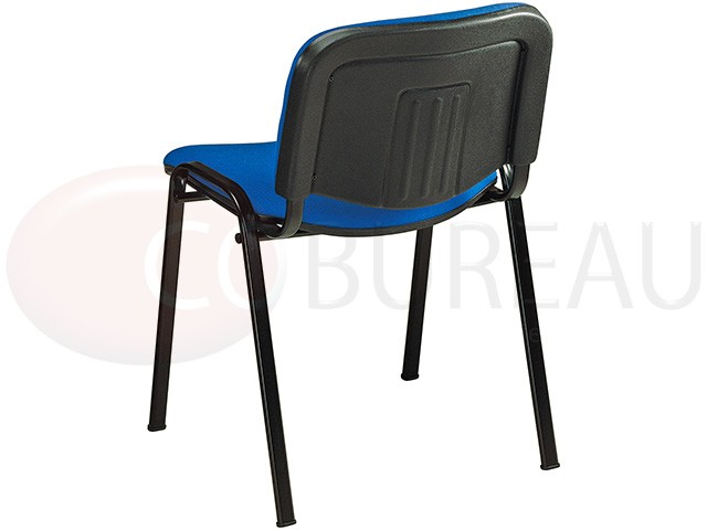 chaise de r union conf rence smart tissu. Black Bedroom Furniture Sets. Home Design Ideas