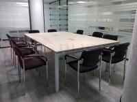Table rectangulaire Arko 240 cm - pieds arche