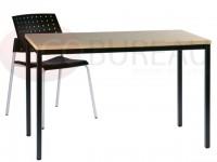 Table décharge Métal 140 x 80 cm Multi-usages